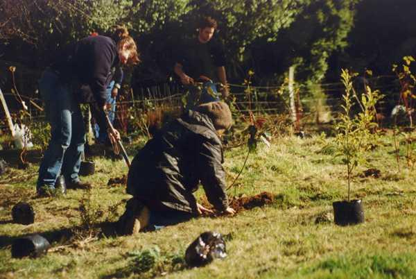 Otago Polytechnic Students 1995