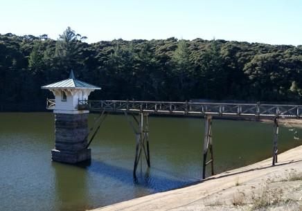 Ross Creek reservoir