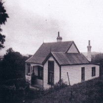 Original Sherriff house - Tanner Road
