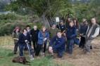 Otago Polytechnic planting