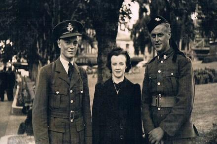 Octagon 1940's
