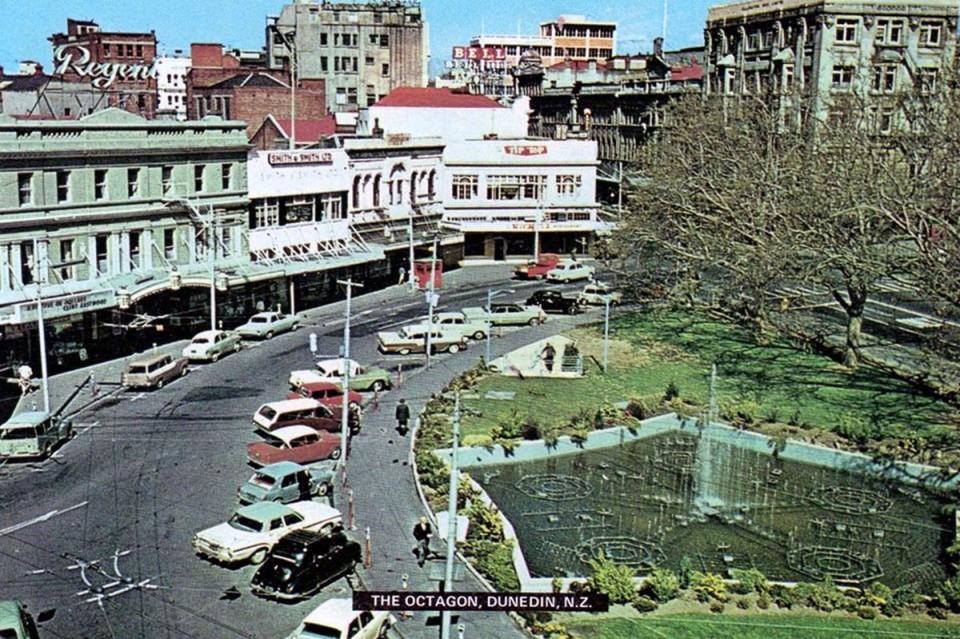Octagon 1960's