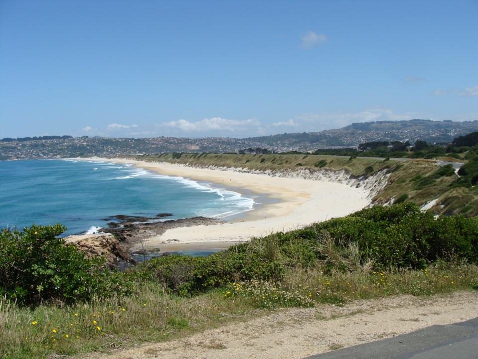 Ocean Beach today