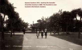 Queens Gardens 1911