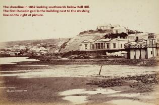 Bell Hill - Gaol Site