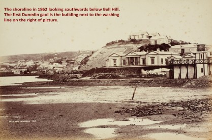 Bell Hill - Gaol Site