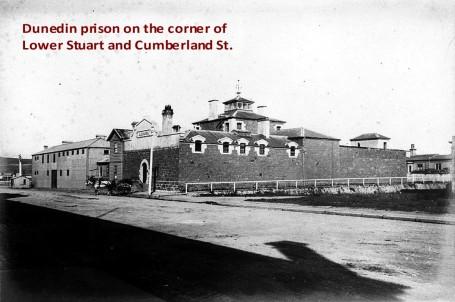 Gaol Site - Stuart St